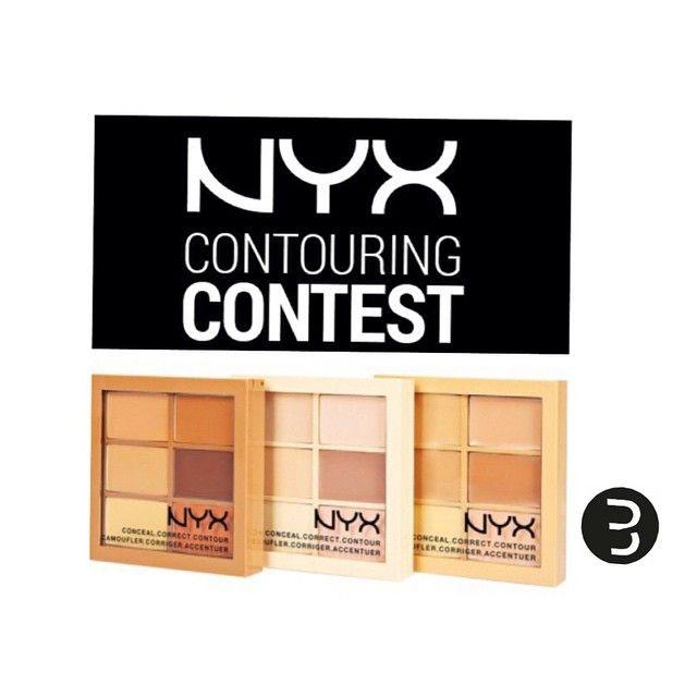 Vind det lækre NYX Contour sæt på Instagram #instagram #billigparfumedk #nyx #contour #gaw #vind