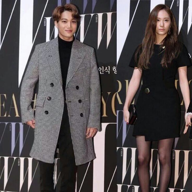 What can I do to make this couple come true?! #kai #soojung #krystal #jongin