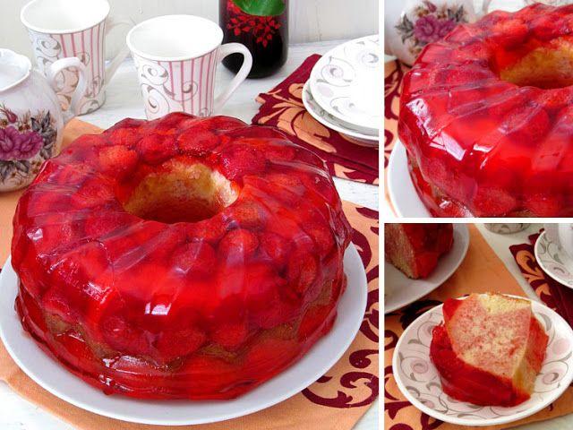 Постигая искусство кулинарии... : Арабский кекс с желе