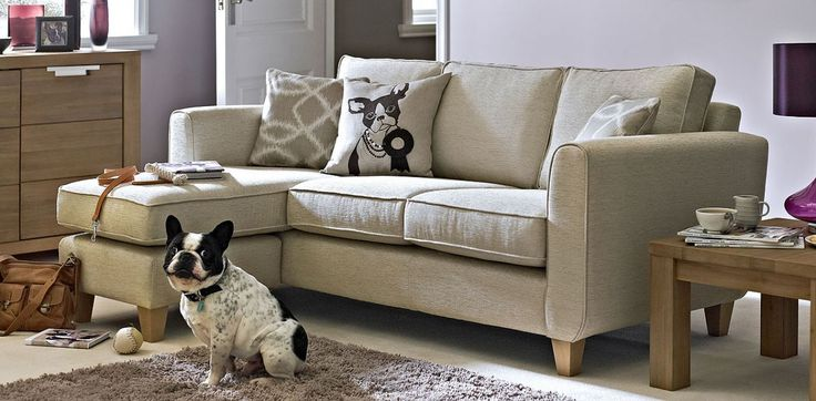 Left Hand Facing Chaise Sofa   £699 6Ft5