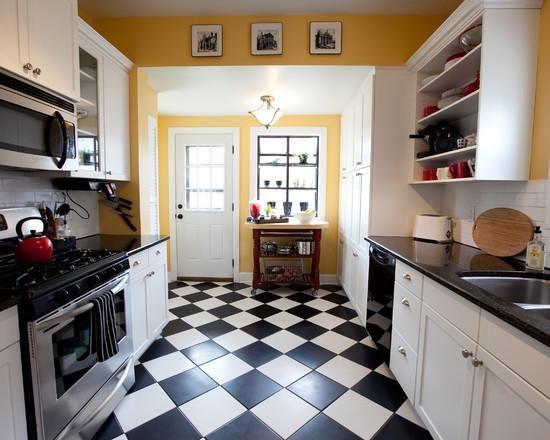 Какой пол выбрать для кухни (36 фото): видео-инструкция по монтажу своими руками, что лучше для напольного покрытия, цена, фото