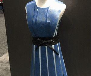 E-Ink Display Dress #LavaHot http://www.lavahotdeals.com/us/cheap/ink-display-dress/219718?utm_source=pinterest&utm_medium=rss&utm_campaign=at_lavahotdealsus