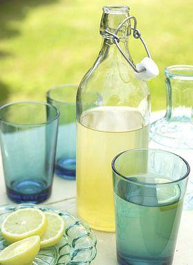 June Supplement: Garden Party: DIY Elderflower Cordial