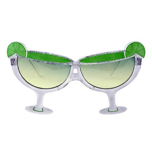 Green Margarita Sunglasses for Cinco de Mayo