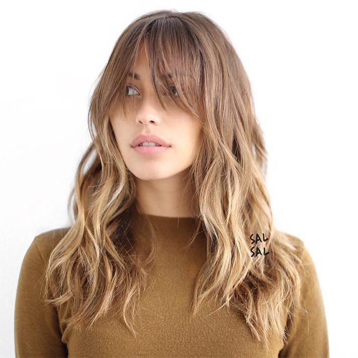Shoulder Length Hairstyles Layered 2017 : Best 25 haircut 2017 ideas on pinterest long length haircuts