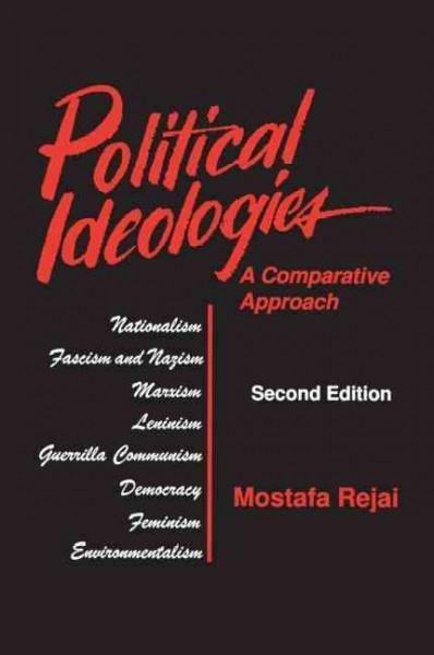 Political Ideologies: A Comparative Aproach