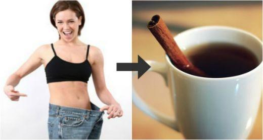Réduisez votre tour de taille de 8 cm en buvant 3 tasses de ce thé par jour