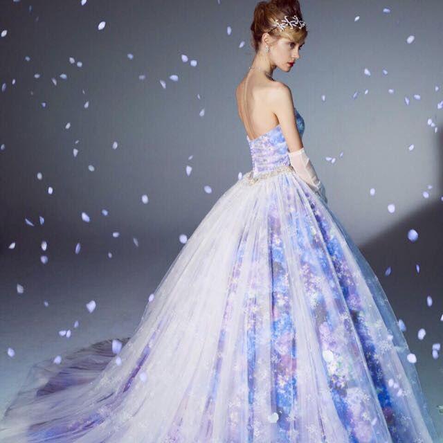 蜷川実花さんのカラードレス Mika Ninagawa
