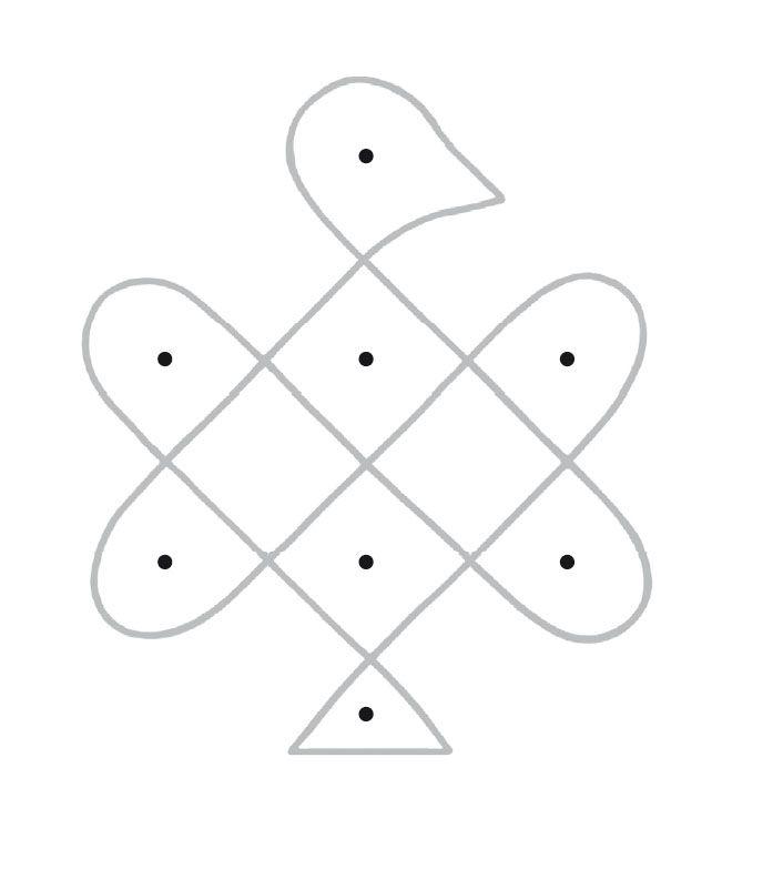 Sona-Bilder sind Mathematik ohne Formeln - es handelt sich aber um eine andere Mathematik - nämlich um Ethnomathematik. Darunter versteht man mathematische Ideen abseits der klassischen Mathematik.
