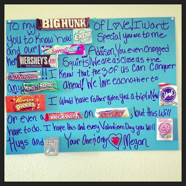 Candy poster for boyfriend one month anniversary quotes for candy poster for boyfriend bookmarktalkfo Images