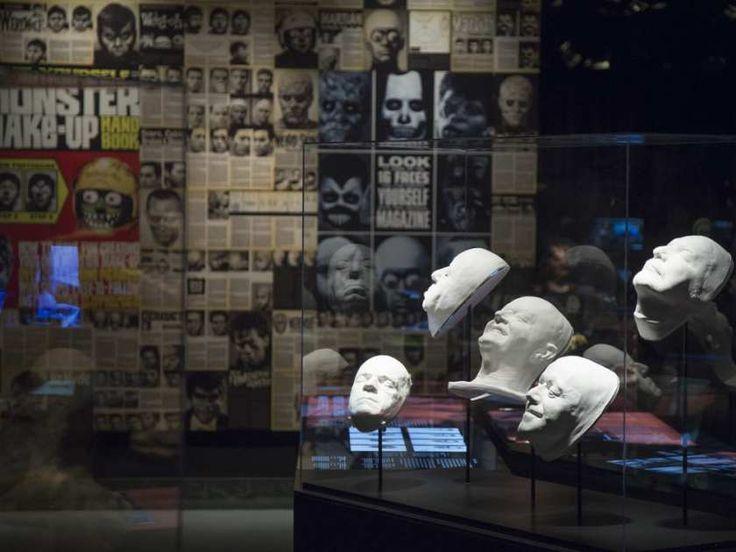 TheCinémathèque québécoise exhibition Secrets and Illusions: The Magic of Special Effects includes a series of lifecast moulds.