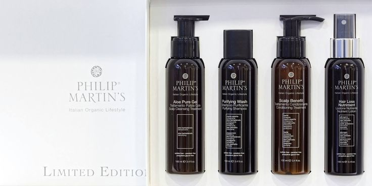 Philip Martin`s Hair Loss Kit