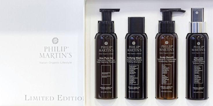 Philip Martin`s Hair Loss Kit