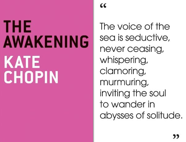 a plot analysis of the awakening by kate chopin The awakening has 146,226 ratings and 6,059 reviews kristen said: 4 of 5 stars to the awakening by kate chopin even though the entire plot of this novel can be summed up as.
