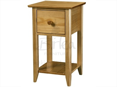 Birlea Cotswold Compact Bedside Pine Bedside Chest