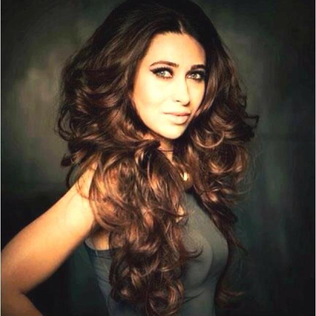 Karishma Kapoor. Bollywood. Actress. | Makeup: Bollywood ...