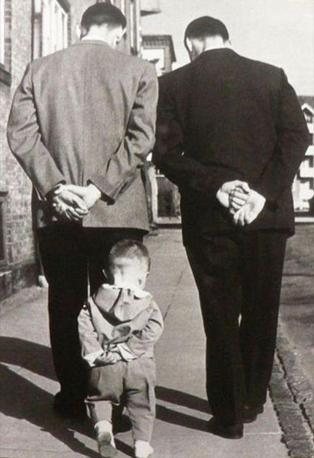 Quand Papa et Bébé se ressemblent comme deux gouttes d'eau | Buzzly