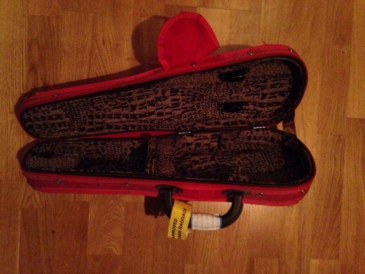 Violincase #fashion