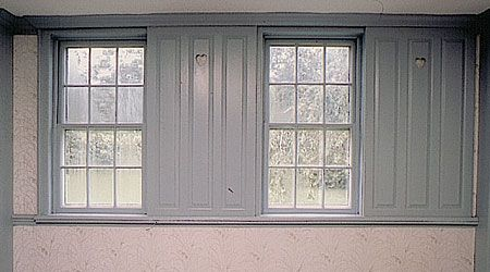 Window Dressing: Shutters and Blinds in Historic Houses — Historic New England #historic #shutters #historicshutters
