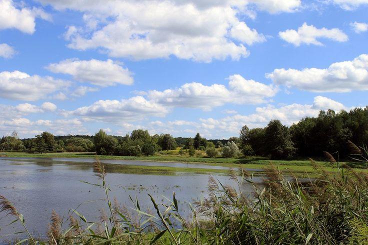 Cudowne krajobrazy na Szlaku Pięciu Jezior.  www.it.mragowo.pl