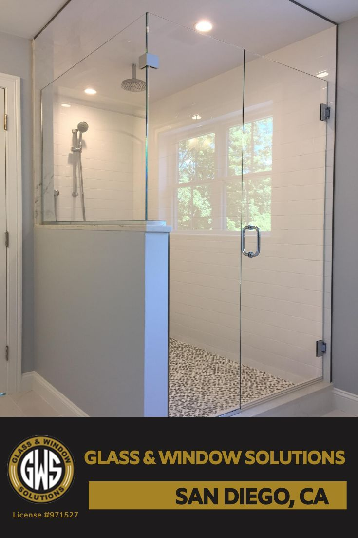 Glass And Window Solutions In 2020 Framed Shower Enclosures Glass Shower Doors Glass Shower Doors Frameless