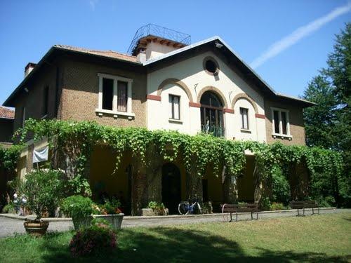 cascina Costa Alta parco di Monza