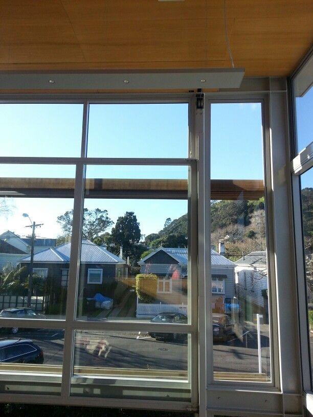 View and door/window detail