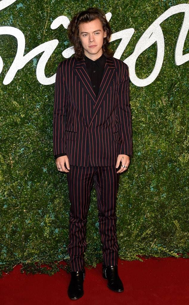Pinned Down from Harry Styles' Best Looks | one direction in