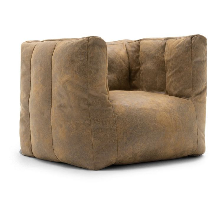 1000 Ideas About Leather Bean Bag On Pinterest Stylish