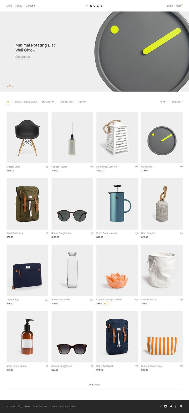 Best 25+ Ecommerce web design ideas on Pinterest | Web design, Web ...