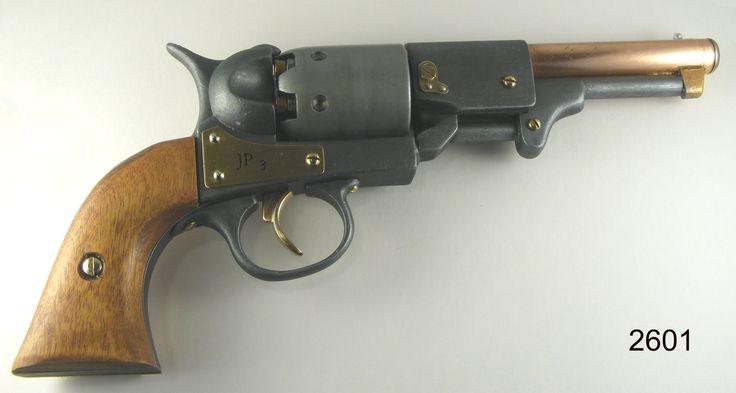 Cockett and Pugh steampunk gun - model 2601