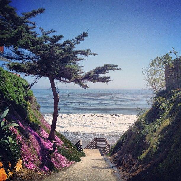 #SantaBarbara. A drive along the California coast sounds good to me.