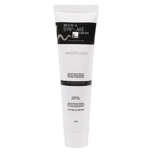 Snake Venom Cream 50ml Synake 4 Antiaging  Antiwrinkle Skin Care Tube Type by PUREBESS *** You can find out more details at the link of the image.