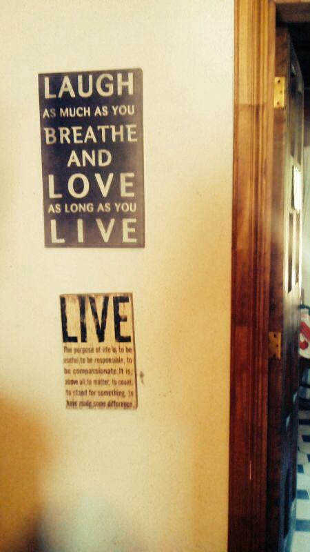 Decoracion #quotes