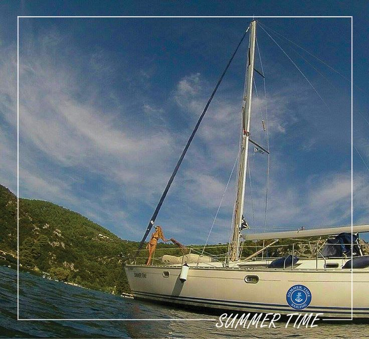 Fun & Pleasure - Sailing Greek Islands