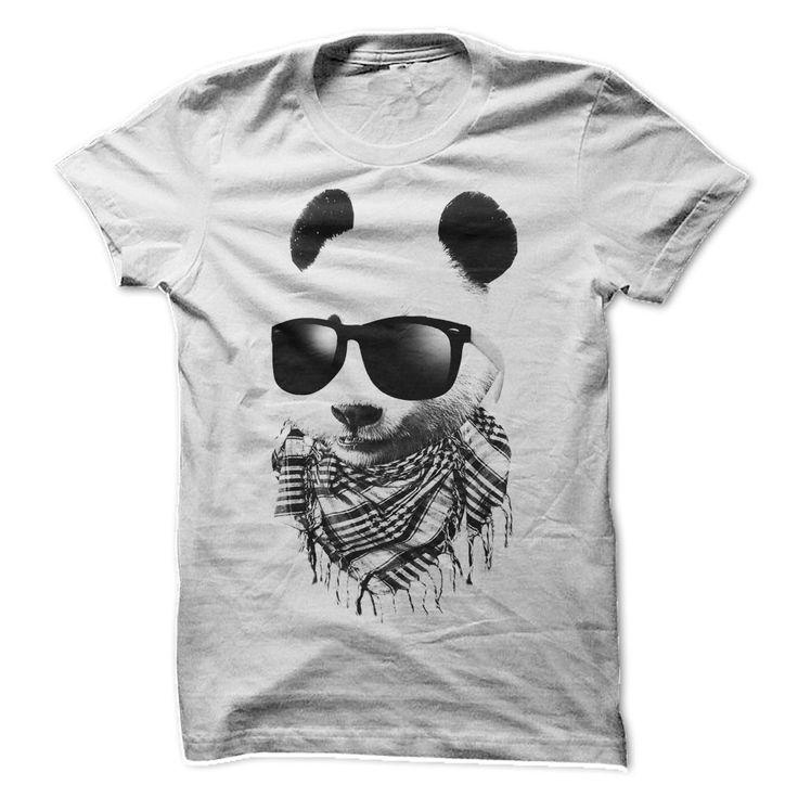 Hip Panda T-Shirt | DonaShirts.com - Dare To Be Tshirts, Hoodies And Custom