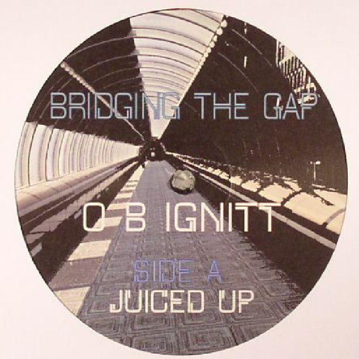 The artwork for the vinyl release of: Ob Ignitt - Bridging The Gap (OBONIT) #music House
