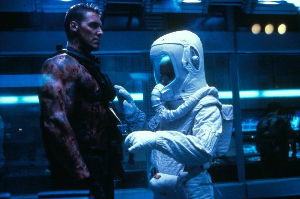 universal soldier contamination suit with ralf moeller