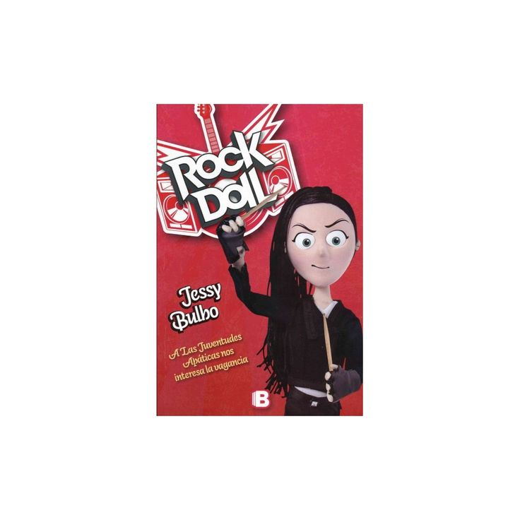 Rock Doll (Paperback) (Jessy Bulbo)