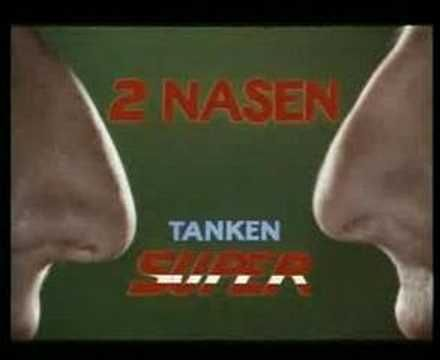 2 Nasen tanken Super-Mike Krüger, Thomas Gottschalk