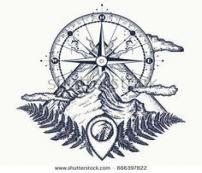 New tattoo compass vintage beautiful ideas – tattoo.
