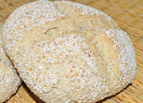 Le Mahrache (pain à lorge)