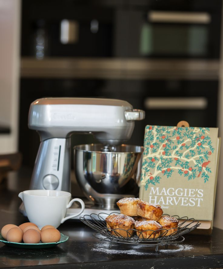 Feel like doing a bit of baking while you enjoy your stay at the Orchard House? Maggie's Harvest is waiting for you when you arrive!