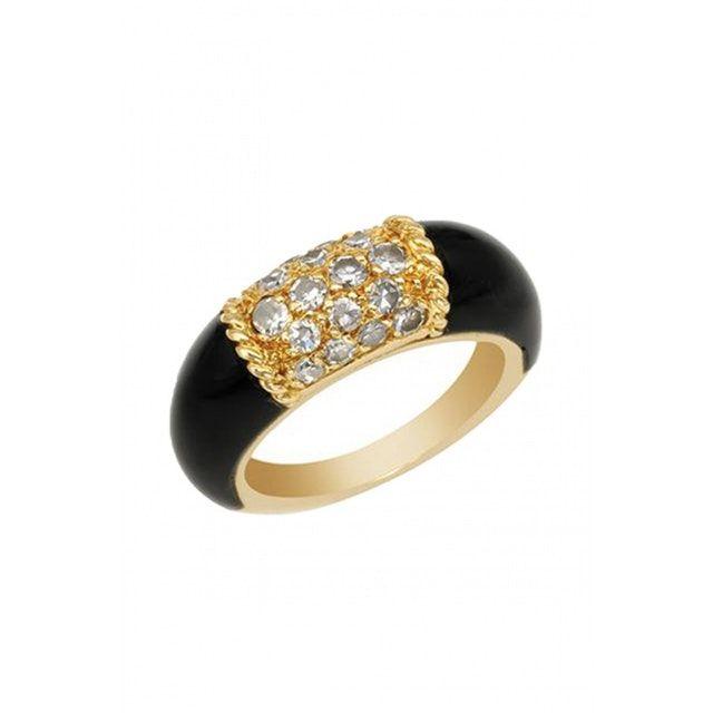 Shop VAN CLEEF & ARPELS Yellow gold ring