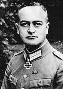 Wehrmacht General of Infantry Werner von Gilsa - 89'th Army corps last military commander of Dresden