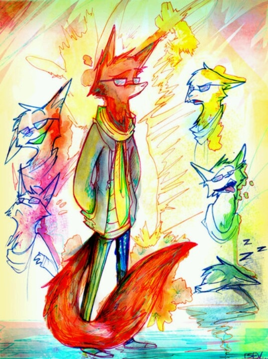 My favoret band member Goldie Foxx from the band Studio Killers
