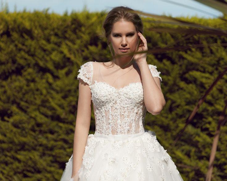 yeni sezon üç boyutlu gelinlik modelleri-nova bella gelinlik nişantaşı istanbul