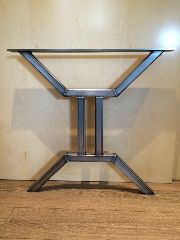 Best 25+ Metal table legs ideas on Pinterest   Steel table ...