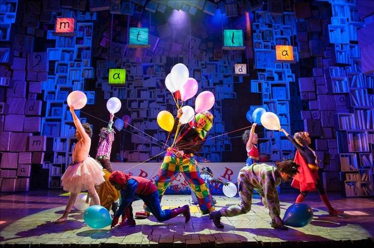 Matilda The Musical Broadway | Matilda The Musical tickets at Cambridge Theatre - London Theatre ...