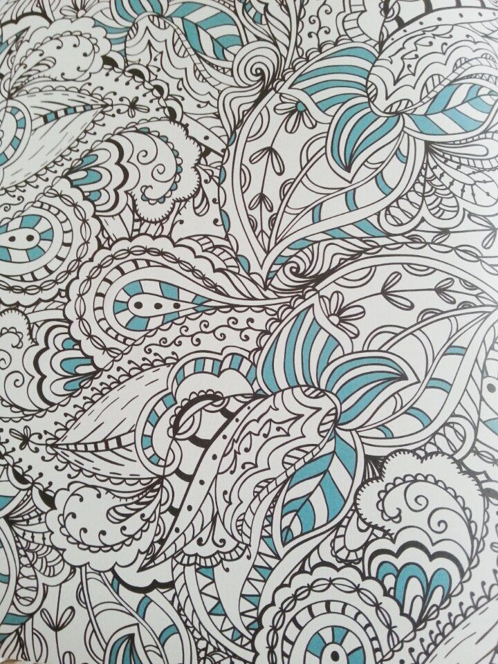 √ 27 Color Therapy Anti Stress Coloring Book In 2020 Stress Coloring Book,  Anti Stress Coloring Book, Stress Free Coloring Book